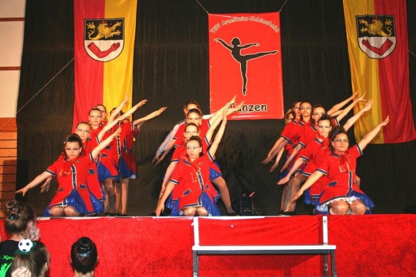 Ballettmäuse, CV Frei-Weinheim