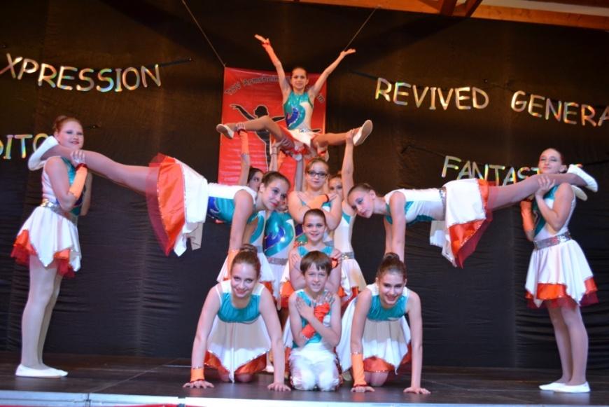 Dance Revolution, VTR Rockenhausen