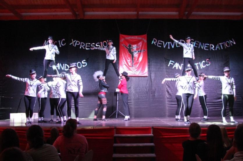 Just Dance Part, SG Partenheim
