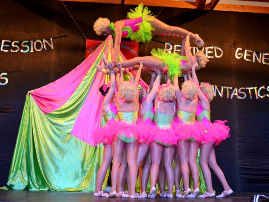 Dance United, TV Appenheim