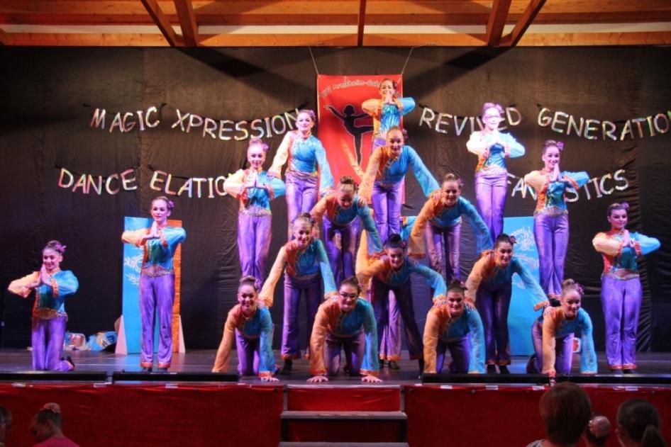 Dancing Diamonds, Landfrauenverein Weinolsheim