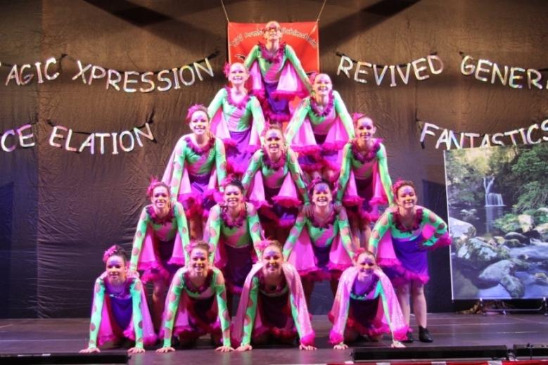 Dance Spirit, TUS Eimsheim