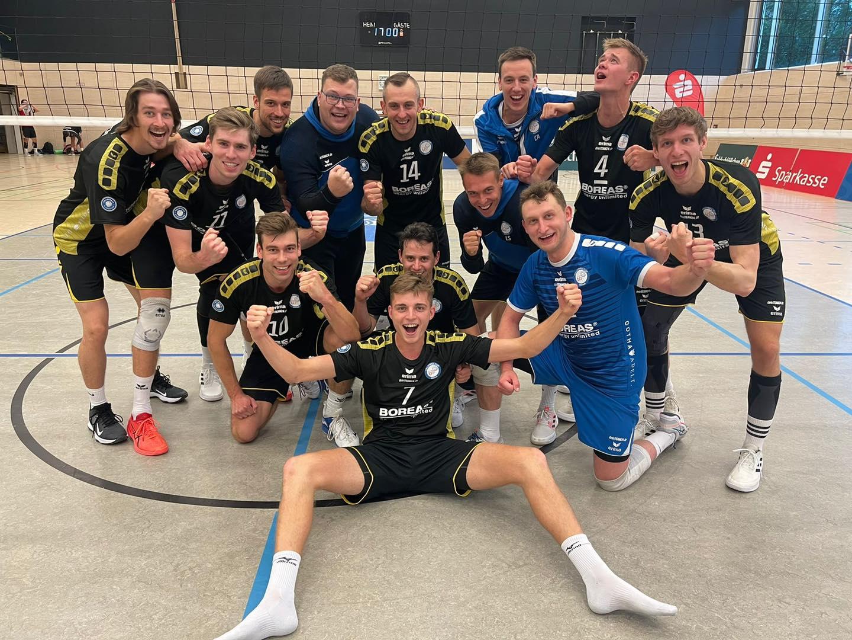 Blue Volleys Gotha - Regionalpokalsieger