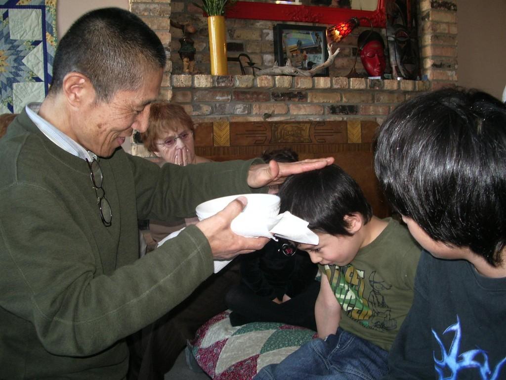 Luca's Baptism