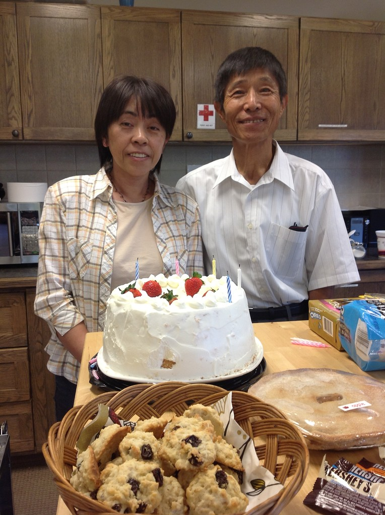 Taniguchi Family finally got PR !! Woohooo