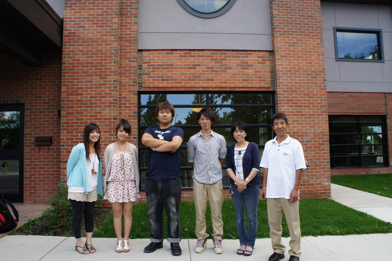 With Taiga & Yushun