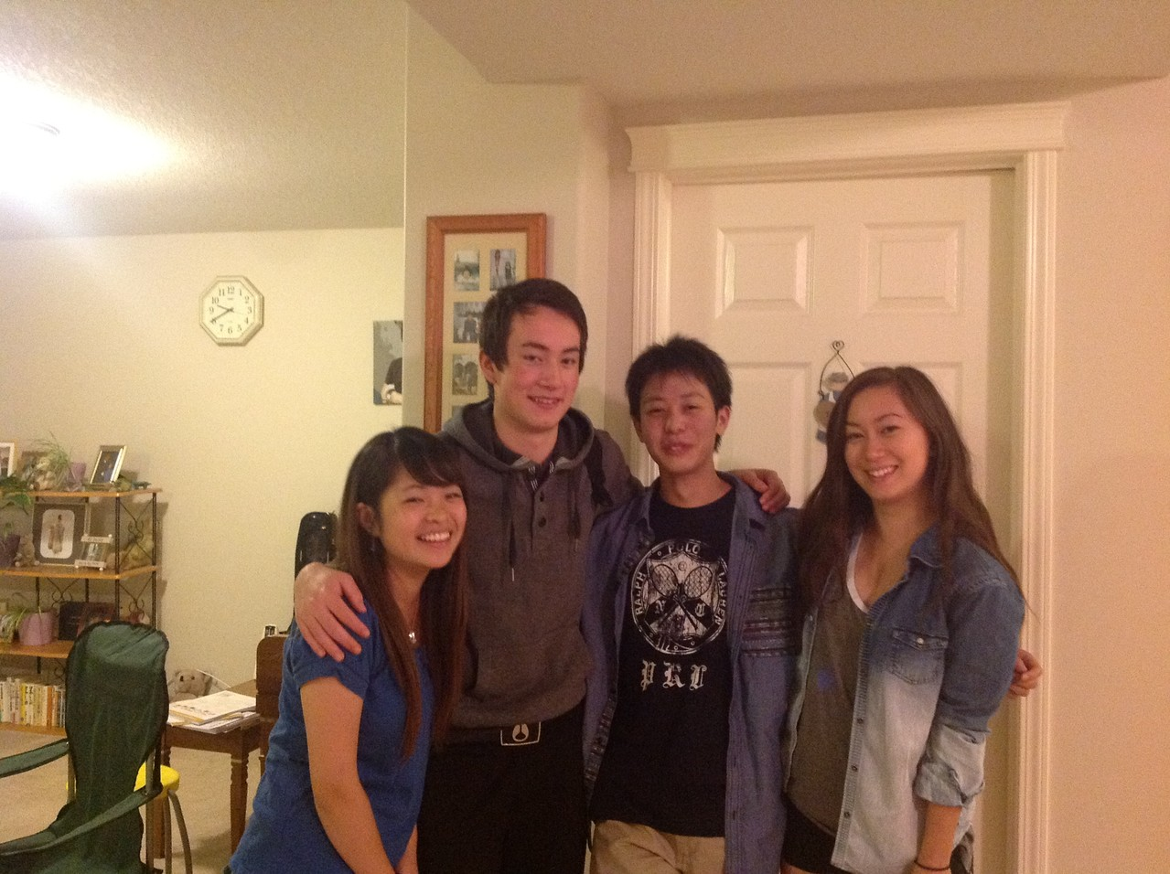 Welcome to Canada Hitoshi!