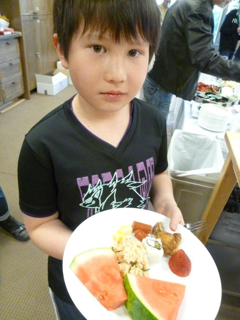 Riki's birthday