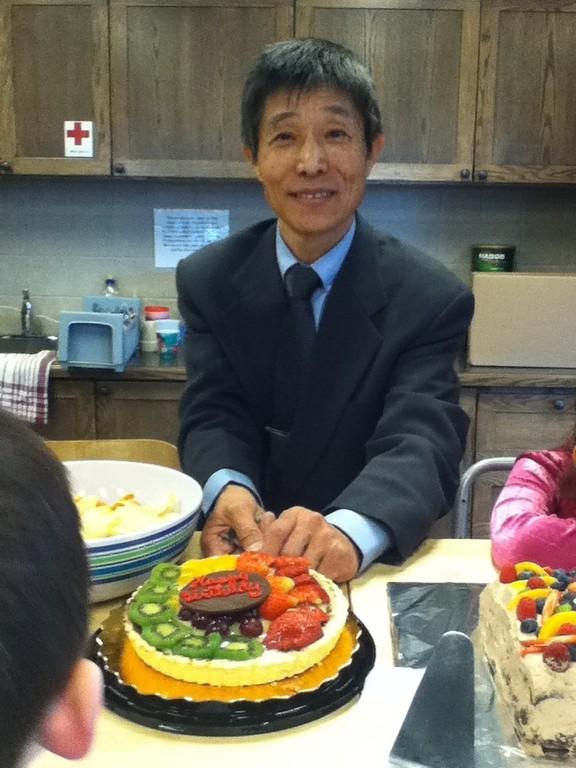 2012 Happy birthday Pastor Taniguchi!