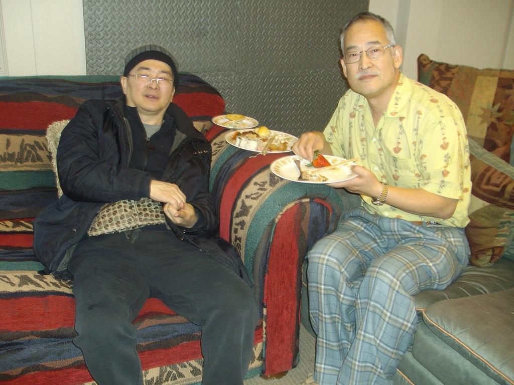 Aki and Nobu