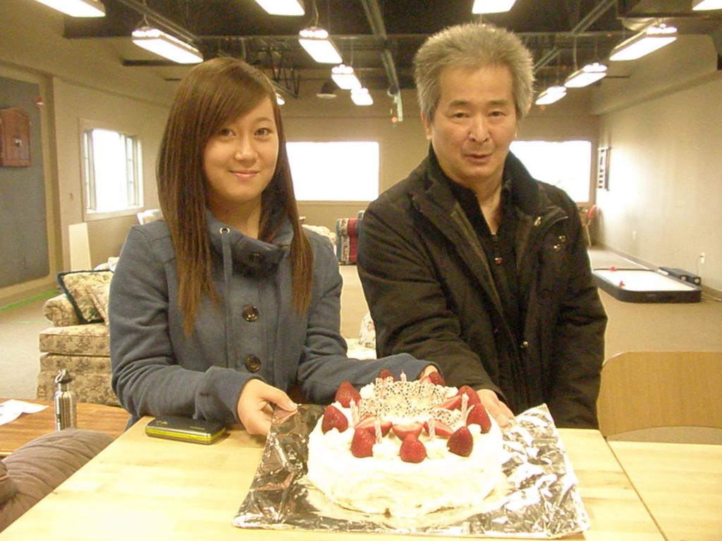 Amy&Yuge-san's Birthday