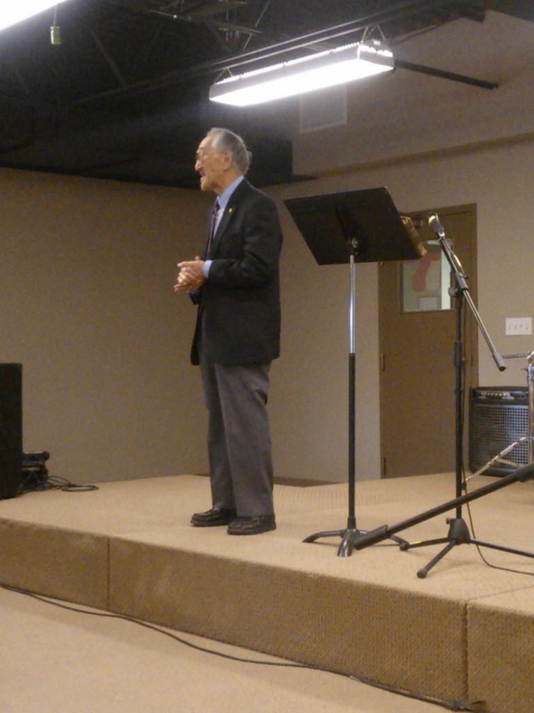 Rev. Yoshida