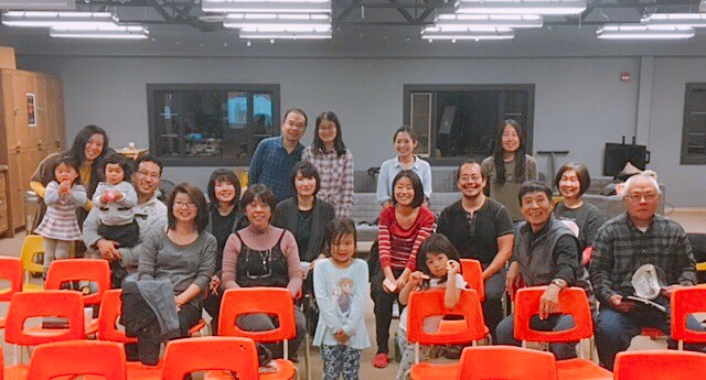 10/3 Martin & Ruth Ghent came to Crossover to share their ministry in Tohoku Japan