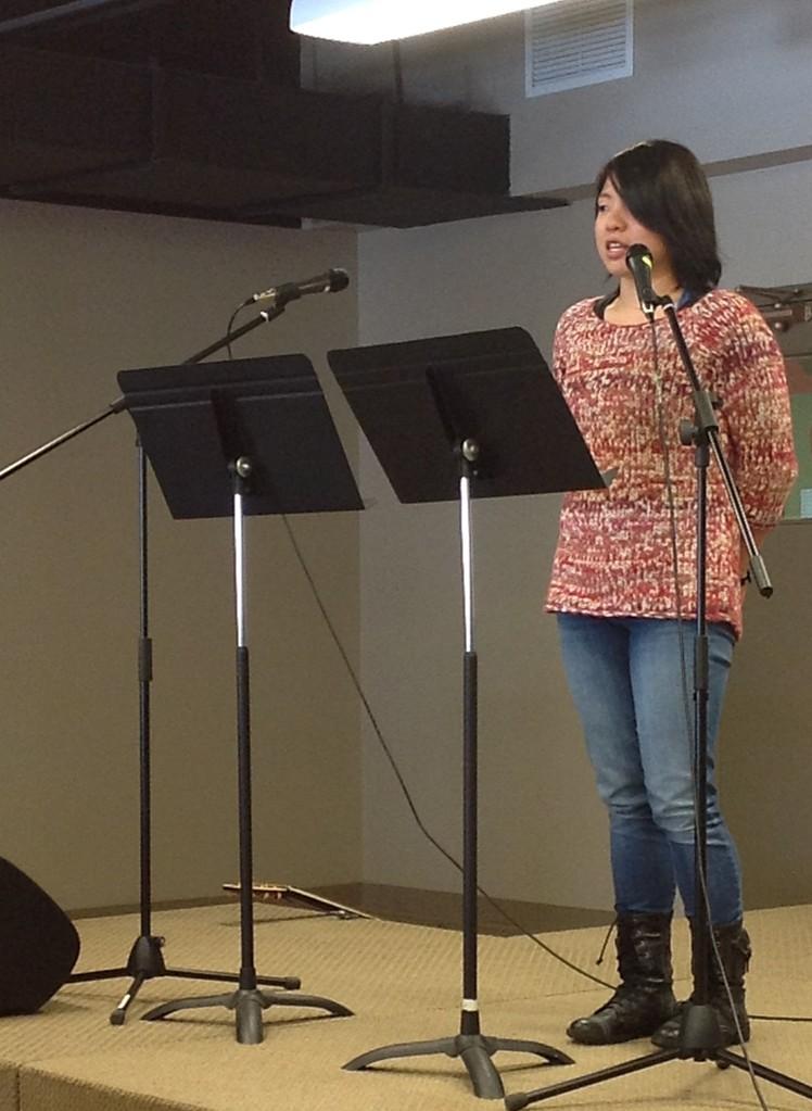 Testimony by Kaori Tsuji