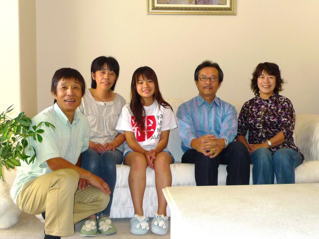 2011 Pastor & Mrs.Hayashida