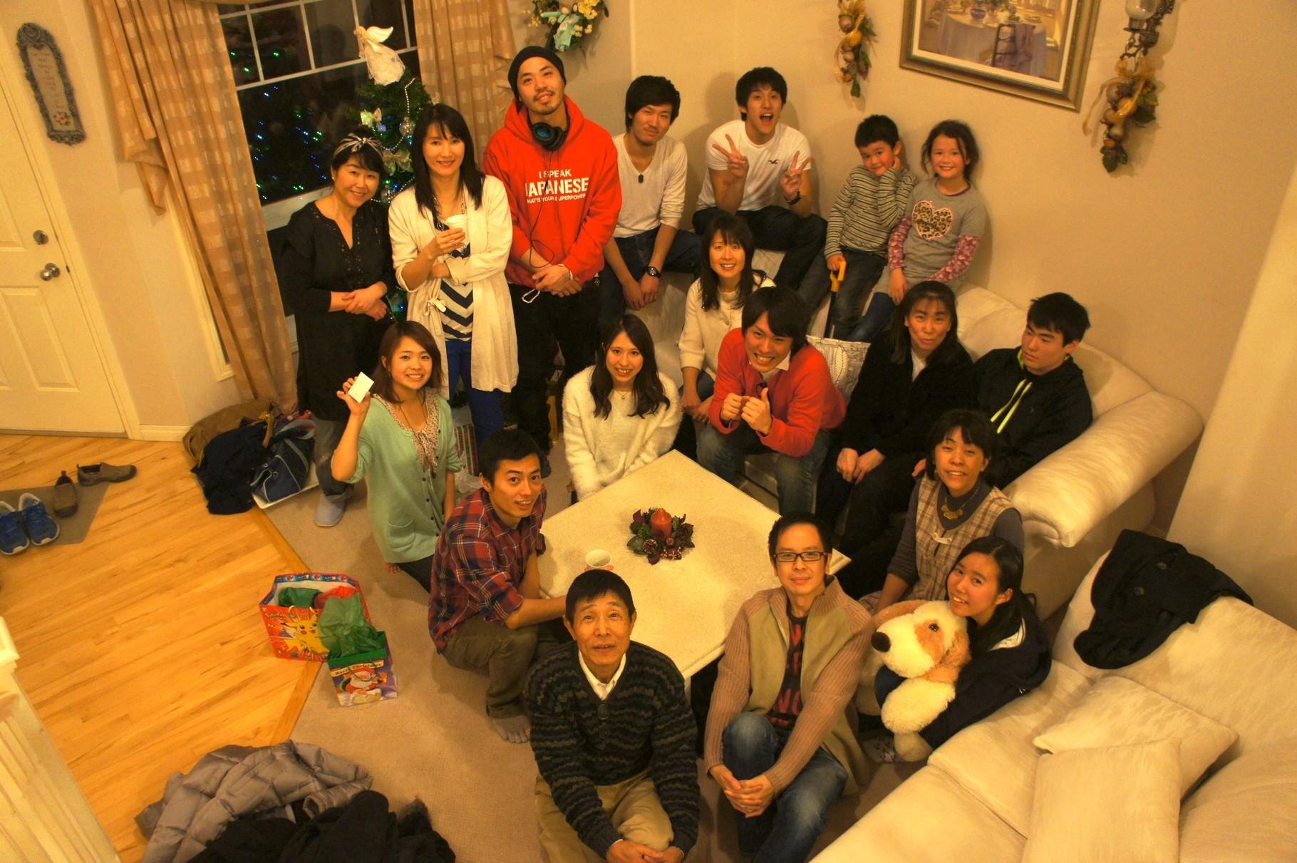 Takuma's Farewell