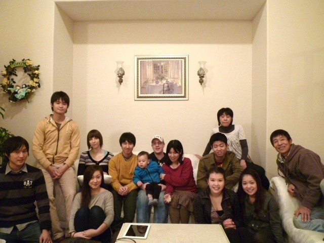 Youth- Nabe (Hot Pot) Get Together/Sleepover
