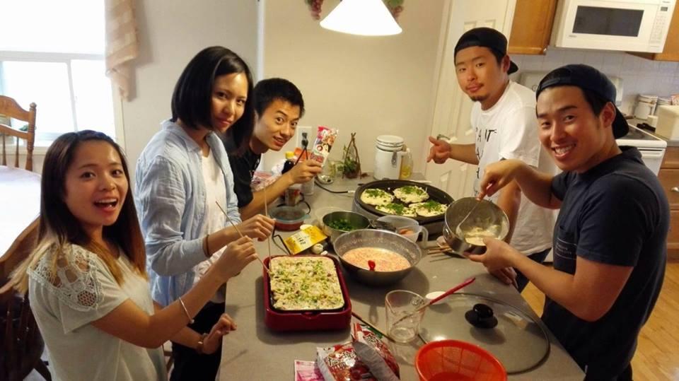 7/10 Takoyaki Party!
