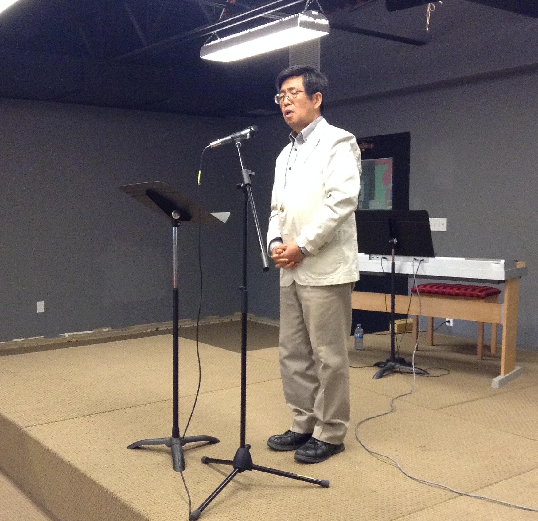 Mr. Ozaki's Special Lecture