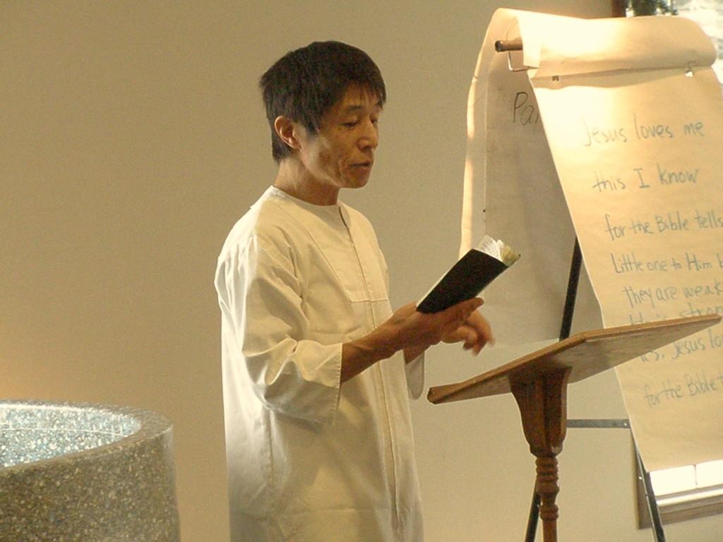 Pastor Taniguchi