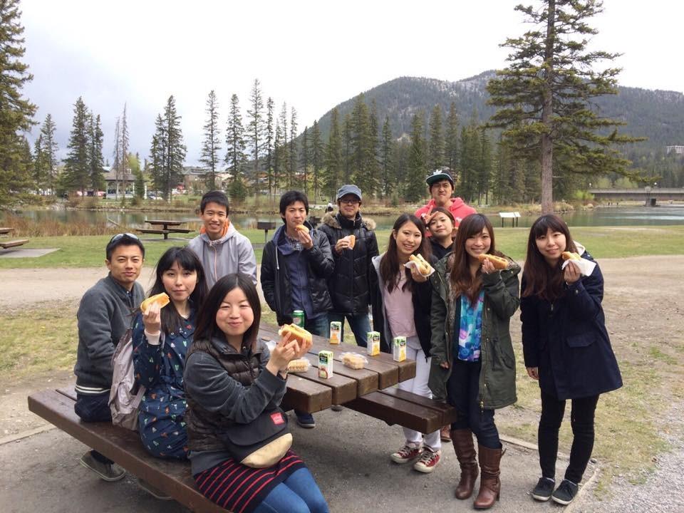Banff Calgary 青年修養会 5月16~17日
