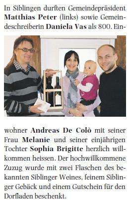 Quelle: Schaffhauser Bock, 21.02.2012