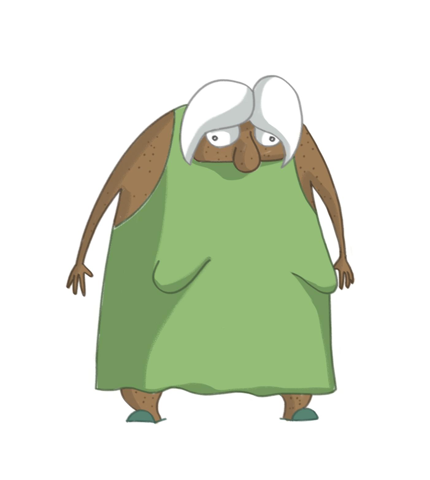 Pica Pica, Short Animated, Mojgan Ghanaatgar