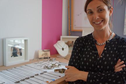 Molène - Lydie Colleau - Créatrice de bijoux