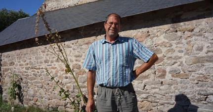 Hoëdic André Blanchet Maire