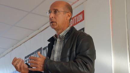 Île de Groix Eric Regenermel Maire de 2001 à 2013