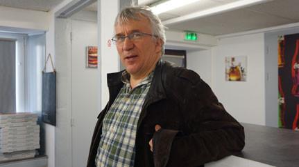 Denis Palluel - Maire de Ouessant