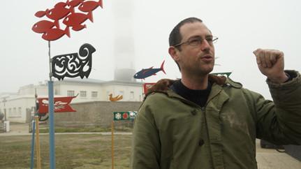 Ouessant - Mathieu Thomas - Tête en l'air  - Créateur de girouettes