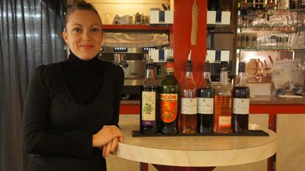 Batz - Caro Cabioch - Les Brisants - Restaurant-bar-presse-...