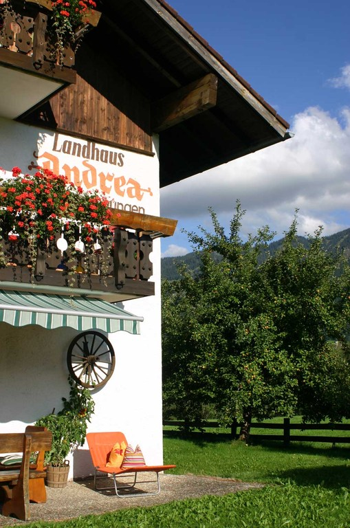 Sommer im Landhaus Andrea