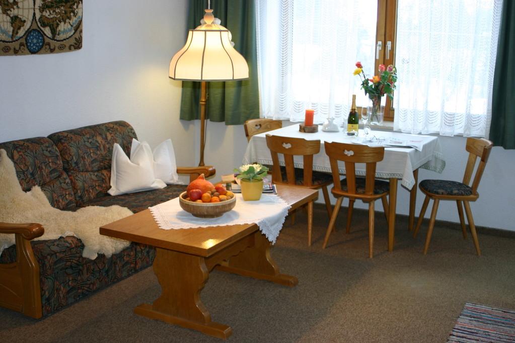 Landhaus Andrea – Ferienwohnung 05 - Wohnen