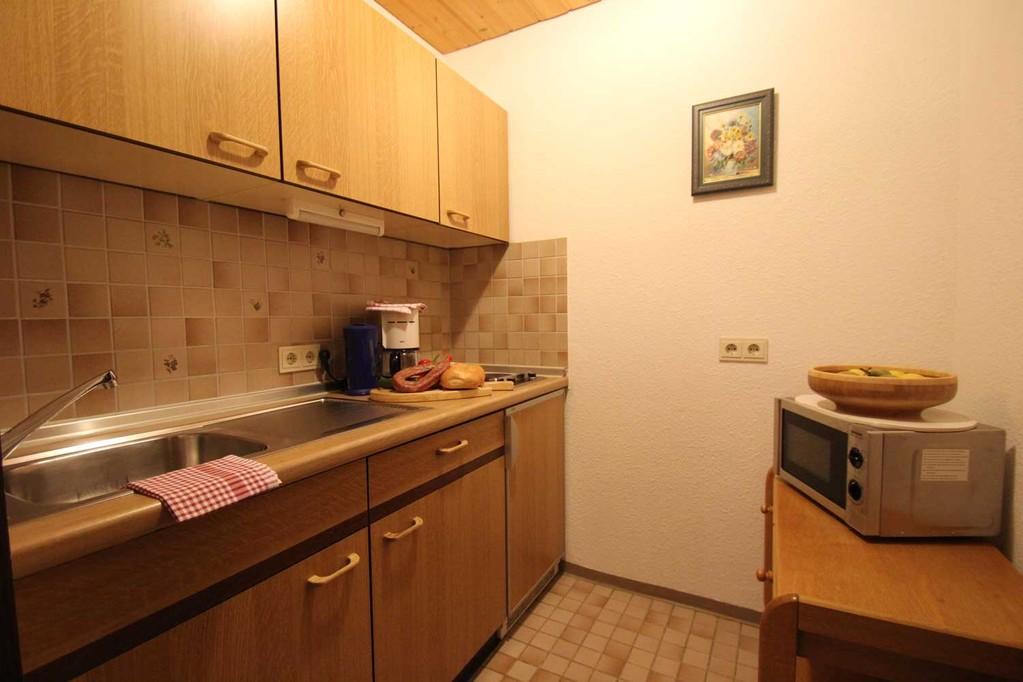 Landhaus Andrea – Ferienwohnung 04 - Küche