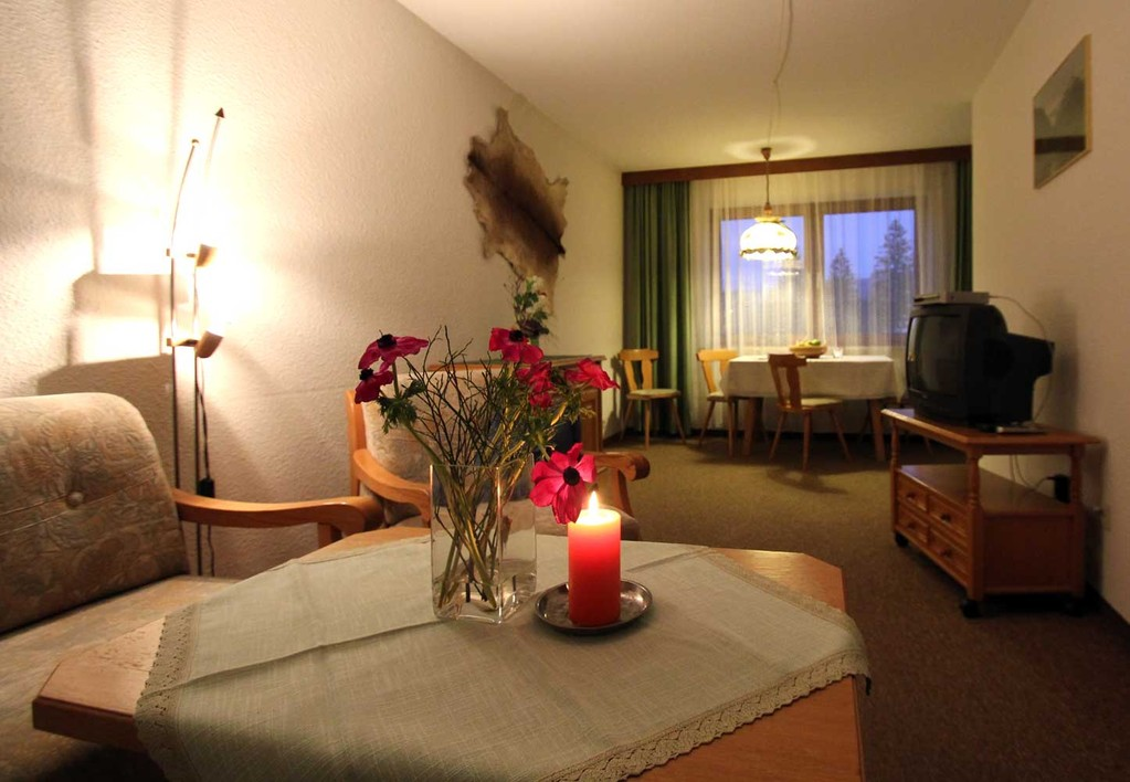 Landhaus Andrea – Ferienwohnung 04 - Wohnen