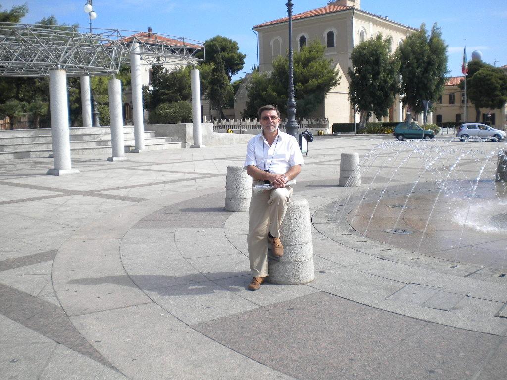 Sett. 2010 - La Maddalena (Piazza Comando)