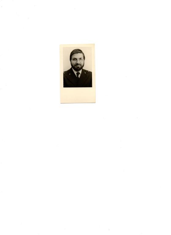 1982 - Capo 3^ cl. Ximenes