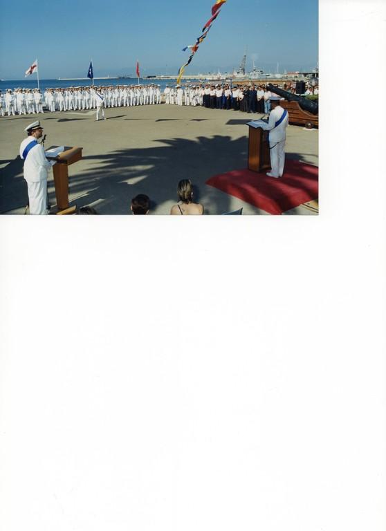 10.06.1998 - Comando Marina Cagliari - Festa della Marina