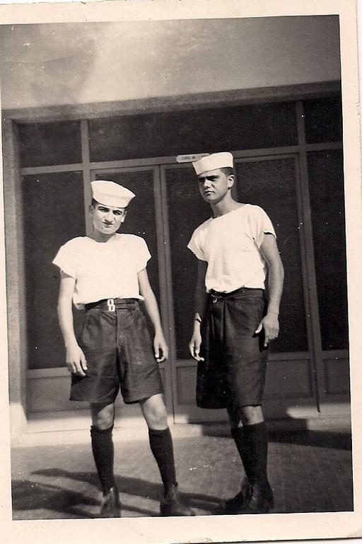 Giuseppe Bruno e Esterino Leo