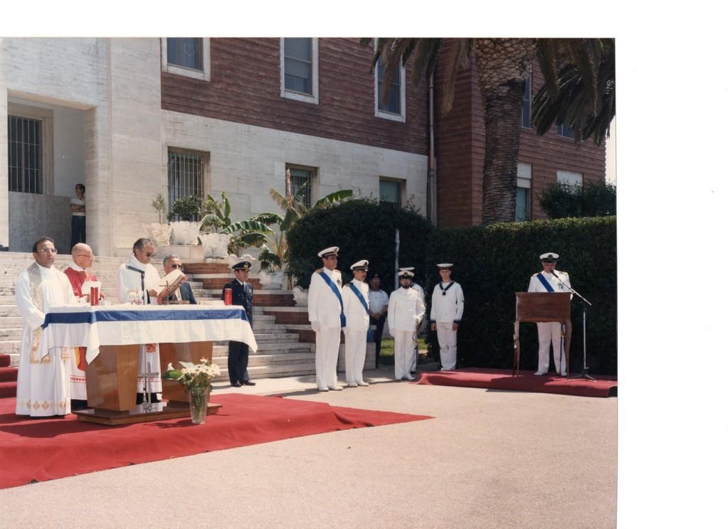 1987 - Comando Marina Cagliari - Festa della Marina