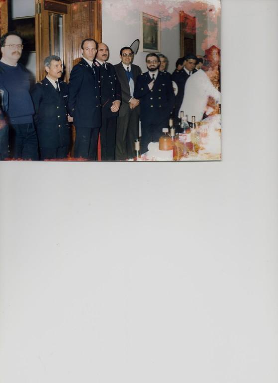 1987 - Circolo Ufficiali Cagliari - Cocktail di commiato