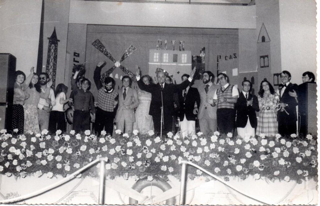 Corso I.G.P. - Spettacolo CEMM SHOW 1975