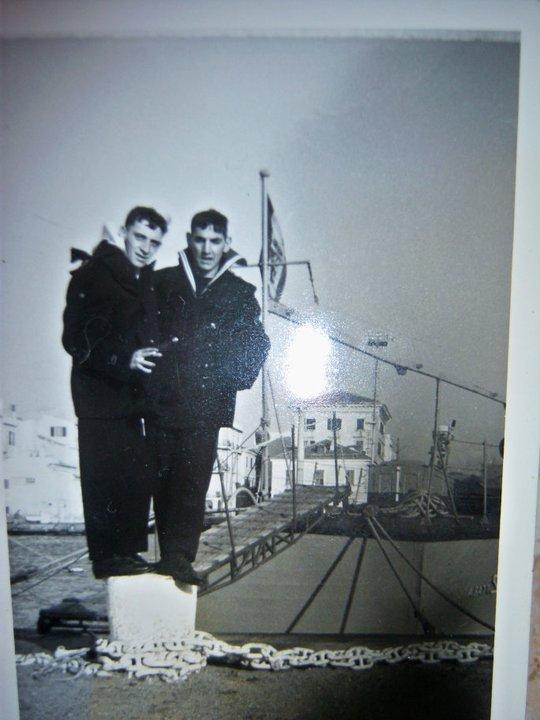 Nicola Parente e Vito Protopapa