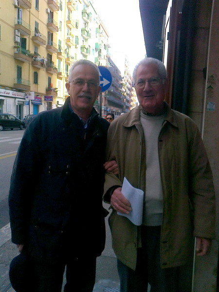 2012 - Luciano Lombardi e Capo Vantaggiato (Inquadratore Frc.)