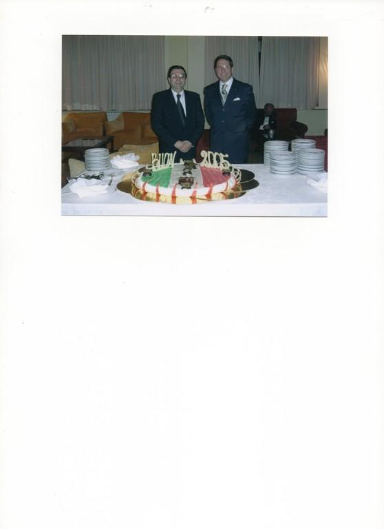 Capodanno 2005 - con l'A.D. Baggioni - CINC di Marisardegna