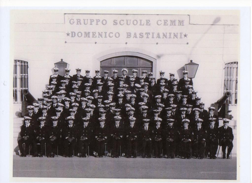 Frequenza Corso IGP - 1974-1975 - foto ufficiale Corso SAL 1968