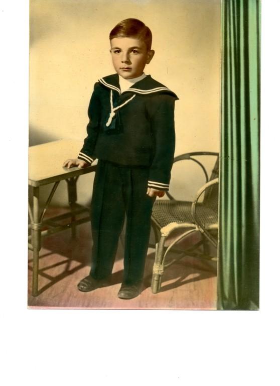 1956 -Ximenes  aspirante marinaio