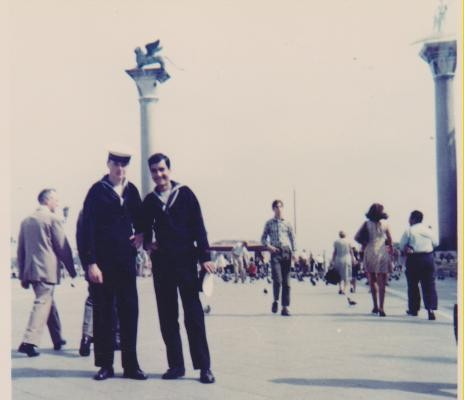 Fasola e Urru a Venezia